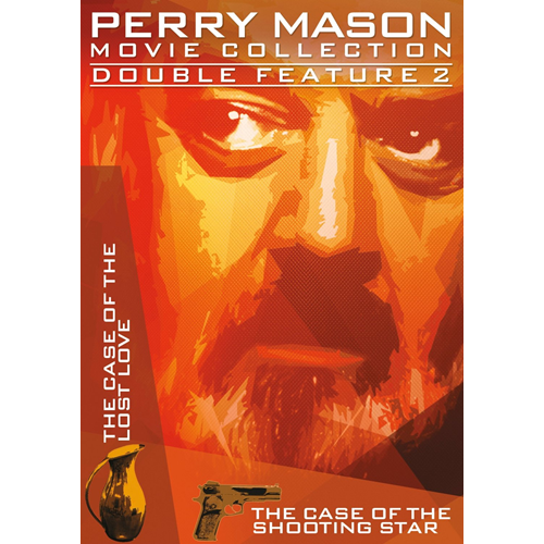 Perry Mason - The Case Of The Shooting Star / The Case Of The Lost Love (DVD - SONE 1)