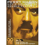 Perry Mason - The Case Of The Sinister Spirit / The Case Of The Murdered Madam (DVD - SONE 1)