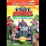 Gråtass - Jakten På Mirakelvannet (DVD)