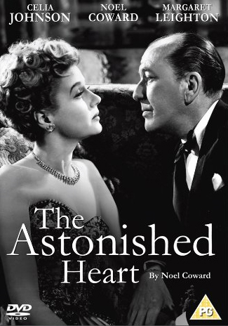 The Astonished Heart (UK-import) (DVD)