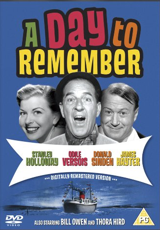 A Day To Remember (UK-import) (DVD)