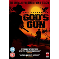 The Legend Of God's Gun (UK-import) (DVD)