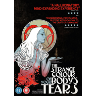 The Strange Colour Of Your Body's Tears (UK-import) (DVD)
