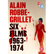 Alain Robbe-Grillet: Six Film 1964-1974 (UK-import) (DVD)