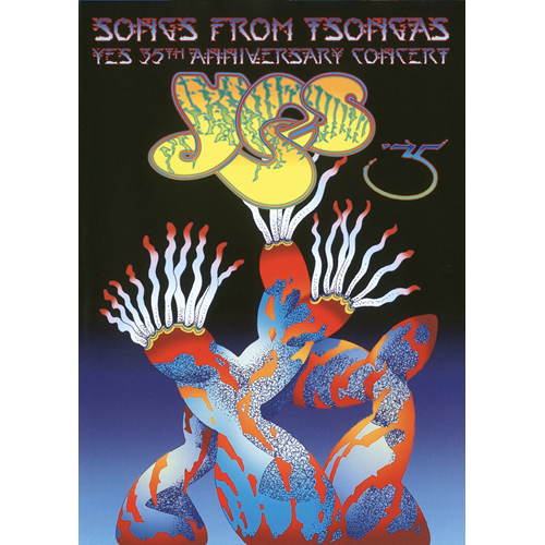 Yes - Songs From Tsongas: Yes 35th Anniversary Concert (2DVD)