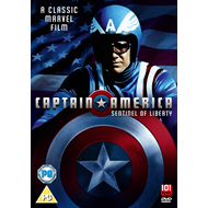 Captain America - Sentinel Of Liberty (UK-import) (DVD)