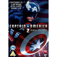 Captain America - Death Too Soon (UK-import) (DVD)
