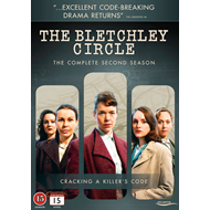 The Bletchley Circle - Sesong 2 (DVD)