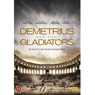 Produktbilde for Demetrius And The Gladiators (DVD)