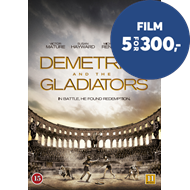 Demetrius And The Gladiators (DVD)
