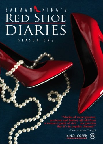 Red Shoe Diaries - Sesong 1 (DVD - SONE 1)