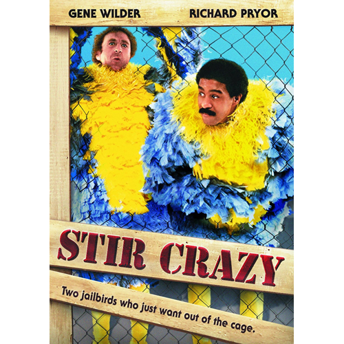 Stir Crazy (DVD - SONE 1)