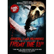 Crystal Lake Memories: The Complete Story Of Friday 13th (UK-import) (DVD)