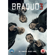 Braquo - Sesong 3 (UK-import) (DVD)
