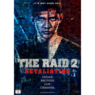 The Raid 2 - Retaliation (DVD)