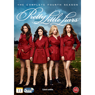 Pretty Little Liars - Sesong 4 (DVD)