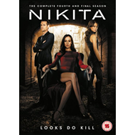 Nikita - Sesong 4 (UK-import) (DVD)