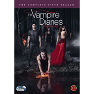 The Vampire Diaries - Sesong 5 (DVD)