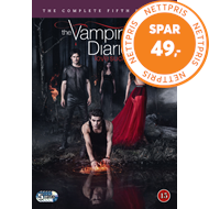 Produktbilde for The Vampire Diaries - Sesong 5 (DVD)