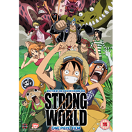 One Piece - Strong World (UK-import) (DVD)