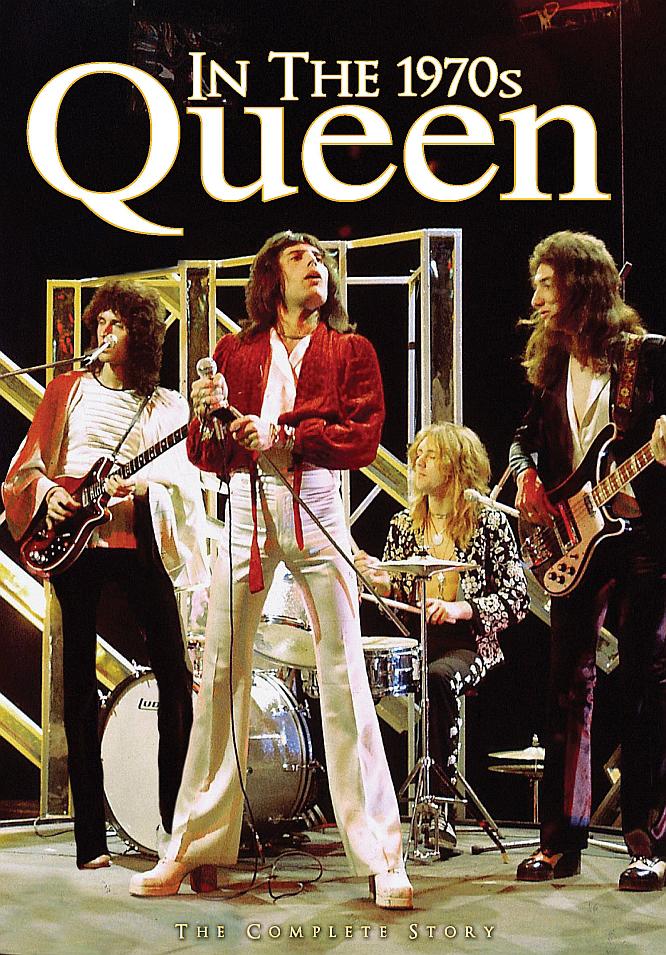 Queen In The 1970s Dvd