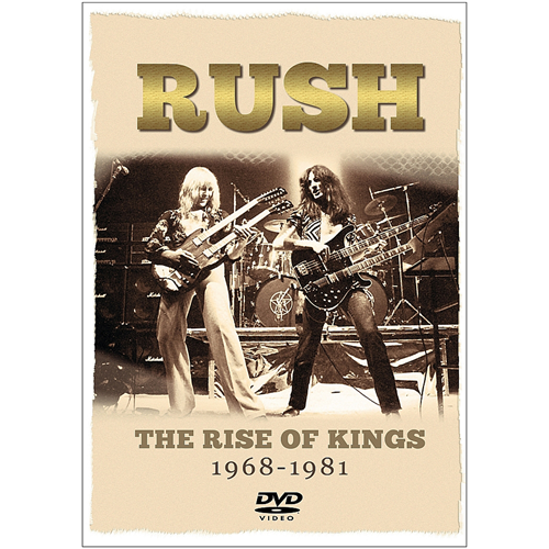 Rush - The Rise Of The Kings (DVD)