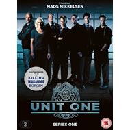 Unit One - Sesong 1 (UK-import) (DVD)