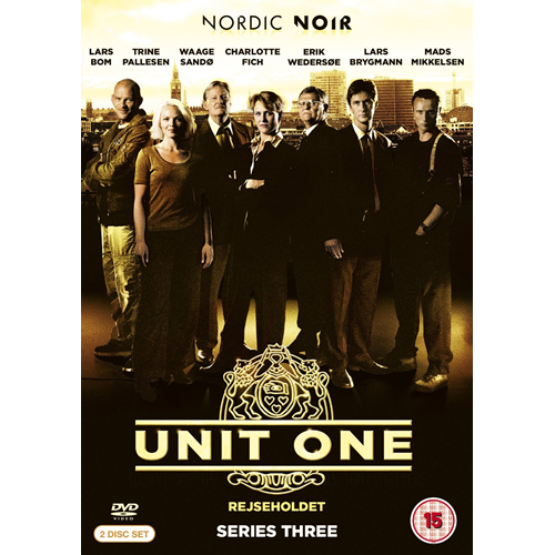 Unit One - Sesong 3 (UK-import) (DVD)