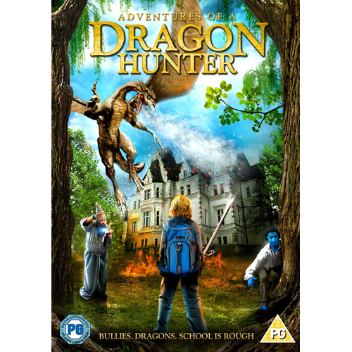The Adventures Of A Dragon Hunter (UK-import) (DVD)