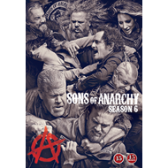 Sons Of Anarchy - Sesong 6 (DVD)