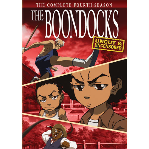 The Boondocks - Sesong 4 (DVD - SONE 1)