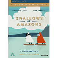 Swallows And Amazons (UK-import) (DVD)