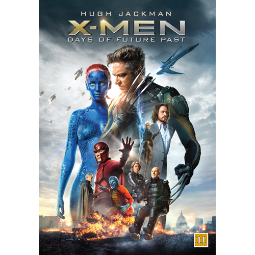 X-Men - Days Of Future Past (DVD)