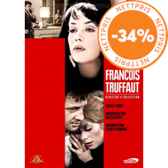 Produktbilde for Francois Truffaut - Director's Collection (DVD)