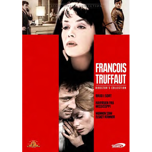 Francois Truffaut - Director's Collection (DVD)