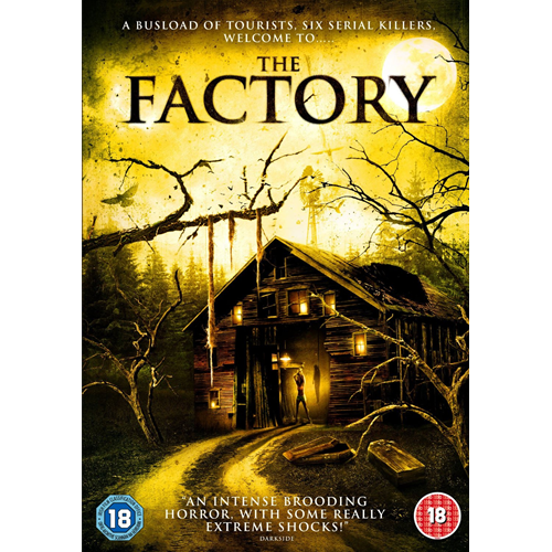 The Factory (UK-import) (DVD)