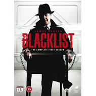 The Blacklist - Sesong 1 (DVD)