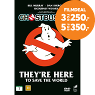 Produktbilde for Ghostbusters (DVD)