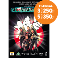 Produktbilde for Ghostbusters 2 (DVD)