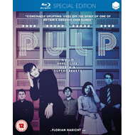 Pulp - A Film About Life, Death & Supermarkets (UK-import) (Blu-ray + DVD)