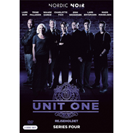 Unit One - Sesong 4 (UK-import) (DVD)