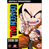 Dragon Ball - Season Two (UK-import) (DVD)
