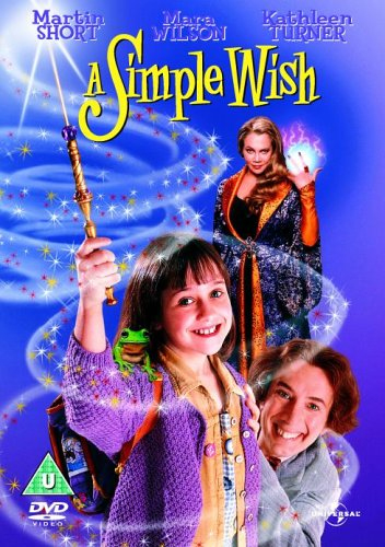A Simple Wish (UK-import) (DVD)