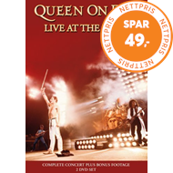 Produktbilde for Queen - On Fire: Live At The Bowl (DVD)