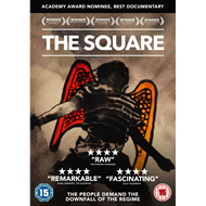 The Square (UK-import) (DVD)