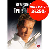 Produktbilde for True Lies (DVD)