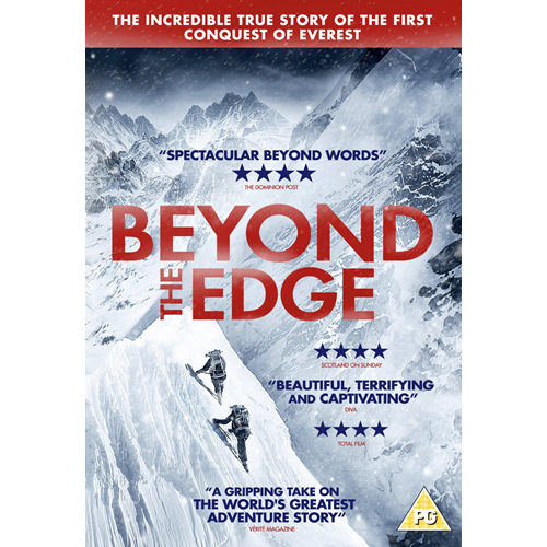 Beyond The Edge (UK-import) (DVD)