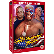 WWE: United We Slam - The Best Of Great American Bash (UK-import) (DVD)