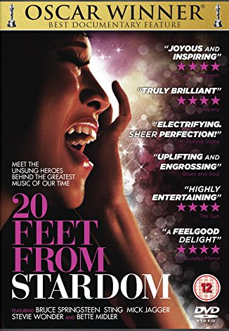 20 Feet From Stardom (UK-import) (DVD)