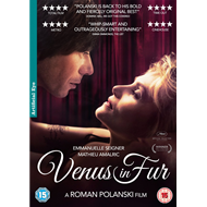 Venus In Fur (UK-import) (DVD)